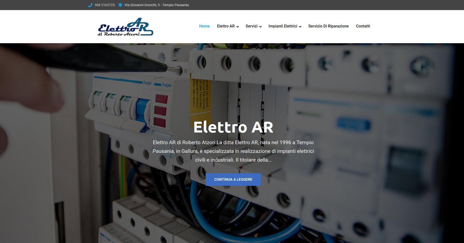Sviluppo siti internet aziendali Nord Sardegna