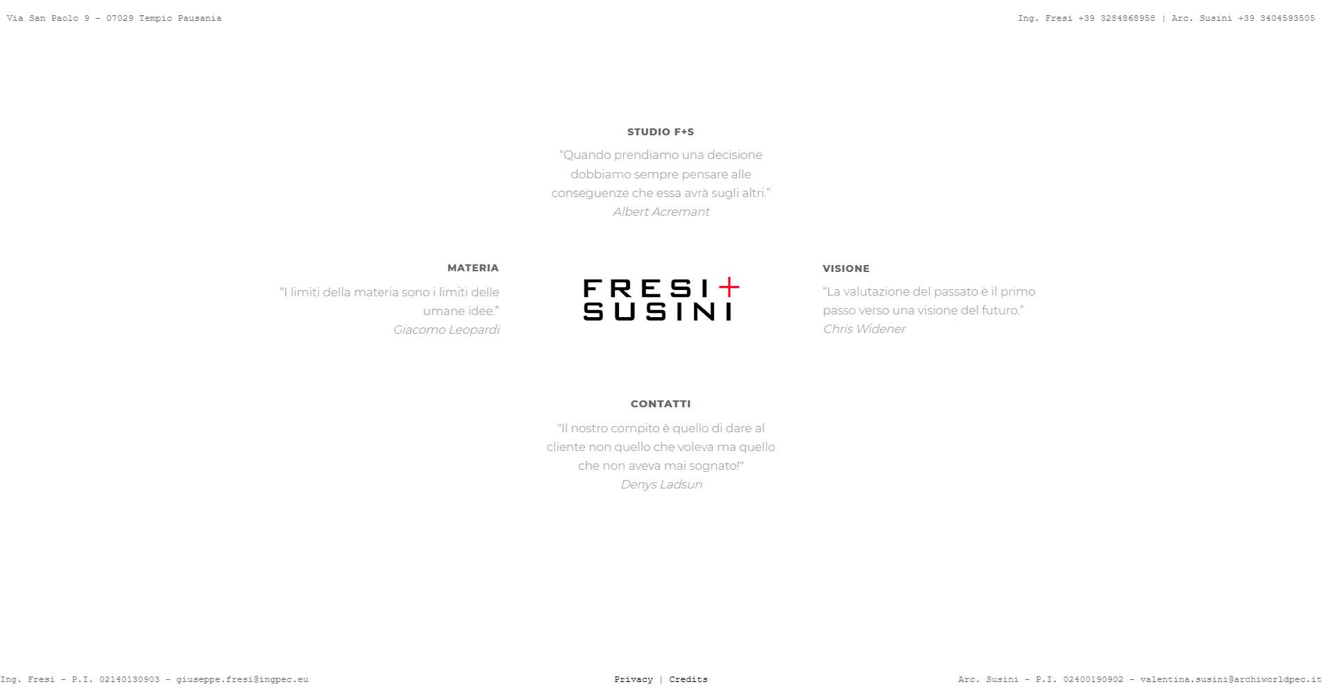 Studio Fresi Susini